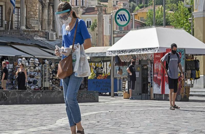 Κορωνοϊός: Αυτά είναι τα νέα μέτρα για το κέντρο της Αθήνας