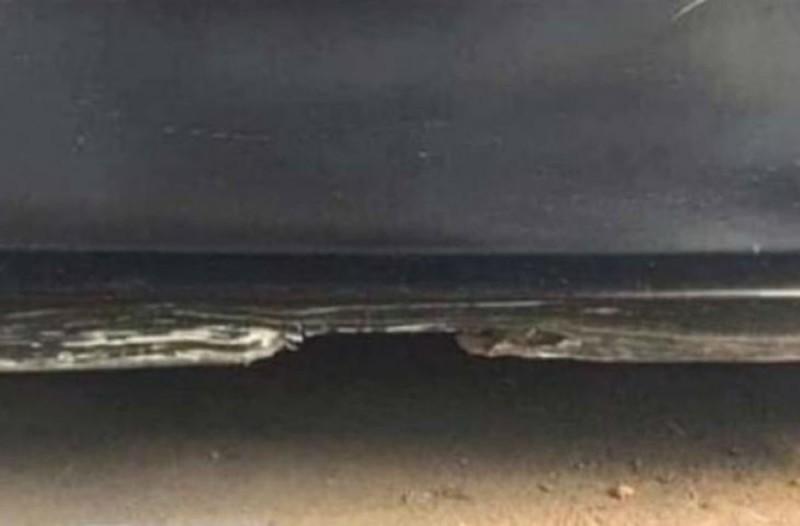 Με την πρώτη ματιά φαίνεται σαν μια φωτογραφία παραλίας - Μόλις την παρατηρήσετε λίγο καλύτερα θα πάθετε σοκ