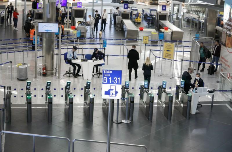 Σκέψεις για μπλόκο σε πτήσεις εξωτερικού - Ποιες χώρες θα αφορά (Video)