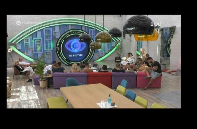 Big Brother: Αυτοί είναι οι υποψήφιοι για αποχώρηση