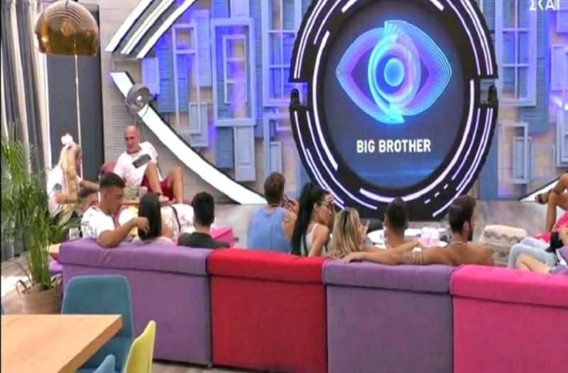 Σεισμός στο Big Brother: Παίκτες έκαναν σ@@ μέσα στο σπίτι - Έτρεχαν στον ΣΚΑΙ να κόψουν τα πλάνα από το Live!