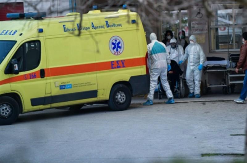 Κορωνοϊός: Στους 315 οι νεκροί - Κατέληξε 65χρονος στο ΑΧΕΠΑ