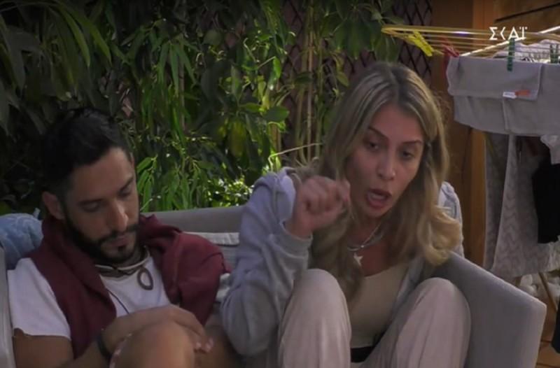 Big Brother: «Αν συνεχίσεις θα...» - Έξαλλη η Σοφία Δανέζη με τη Ραμόνα (Video)