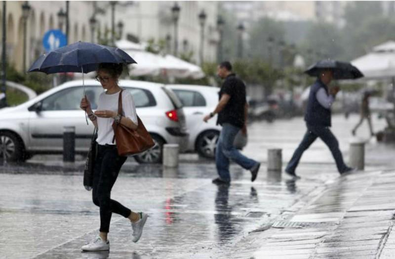 Έκτακτο δελτίο επιδείνωσης καιρού: Έρχονται ισχυρές βροχές και καταιγίδες - Που θα «χτυπήσουν» τα φαινόμενα