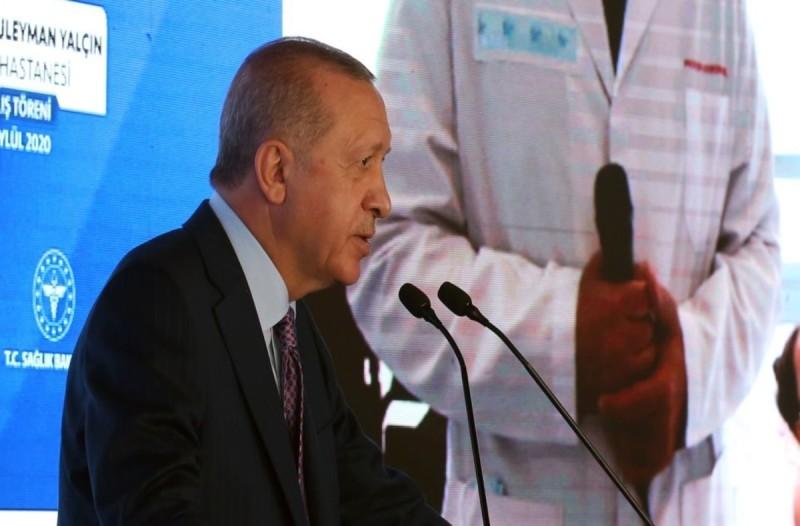 Απειλεί με πόλεμο ο Ερντογάν: