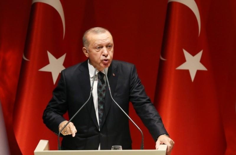 Νέα πρόκληση από τον Ερντογάν: