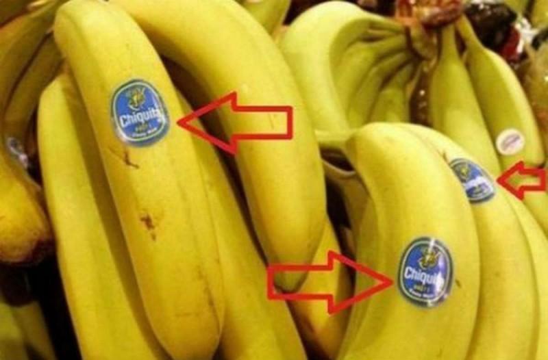 Προσοχή: Δείτε τι σημαίνουν οι ετικέτες στα φρούτα