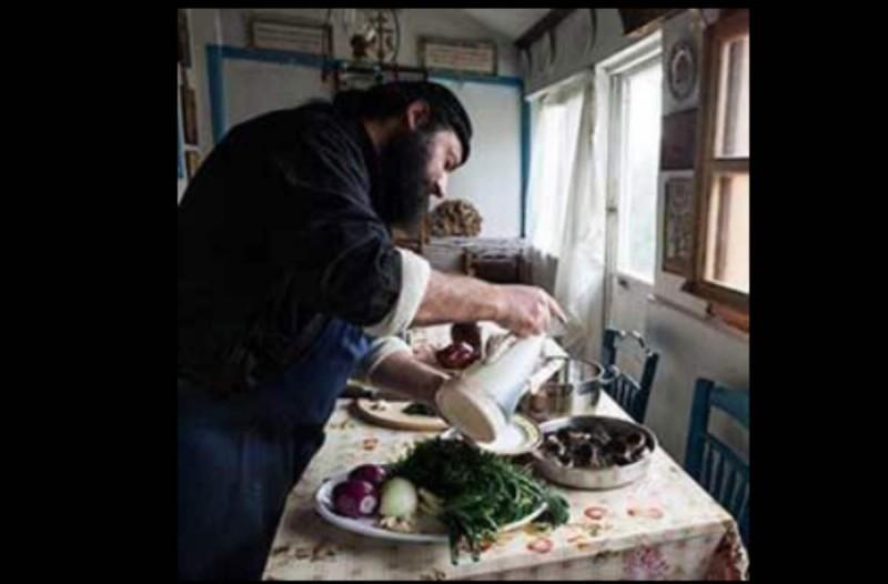 Αγιορείτικα νόστιμα γεμιστά - Η μυστική συνταγή μέσα από το Άγιο Όρος