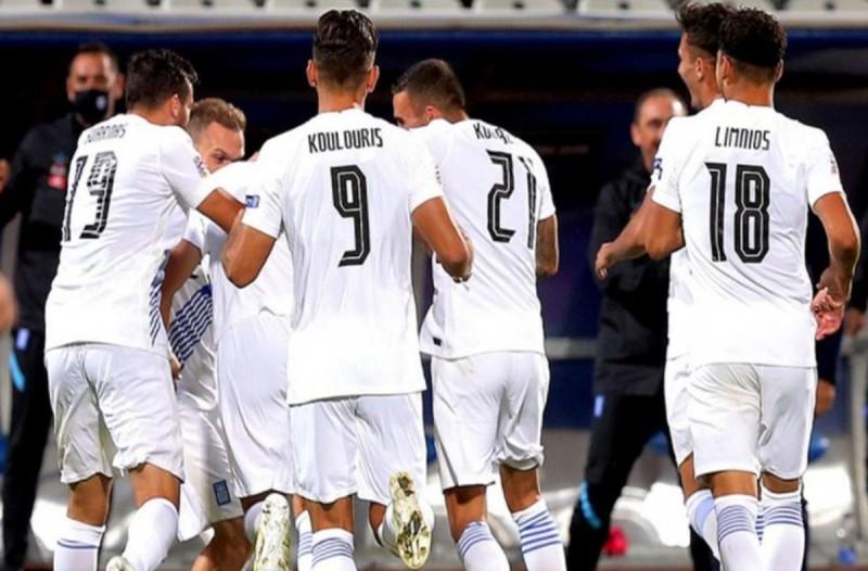 Nations League: Έγινε ξανά ομάδα η Εθνική, πέρασε από το Κόσοβο! (video)