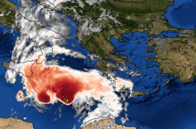 Κακοκαιρία «Ιανός»: Αυτές οι περιοχές κηρύσσονται σε κατάσταση έκτακτης ανάγκης