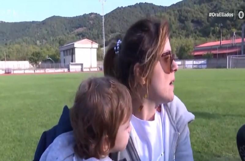 «Μακάρι να μπορούσα...» - Συγκλονίζει έγκυος μητέρα και 62χρονη καρκινοπαθής μετά τον απεγκλωβισμό τους από την Οξυά Καρδίτσας (Video)
