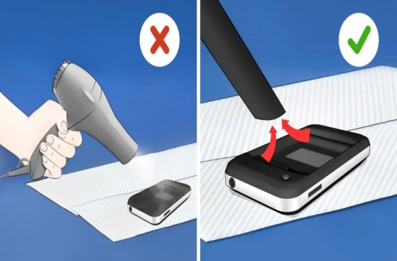Έπεσε νερό στο κινητό σου; -  Δες 10 πανέξυπνες λύσεις για να σώσεις το βρεγμένο σου smartphone