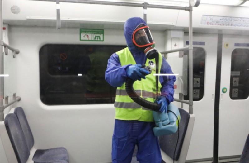 Συναγερμός στην Αττική: Κρούσμα κορωνοϊού σε οδηγό του Μετρό