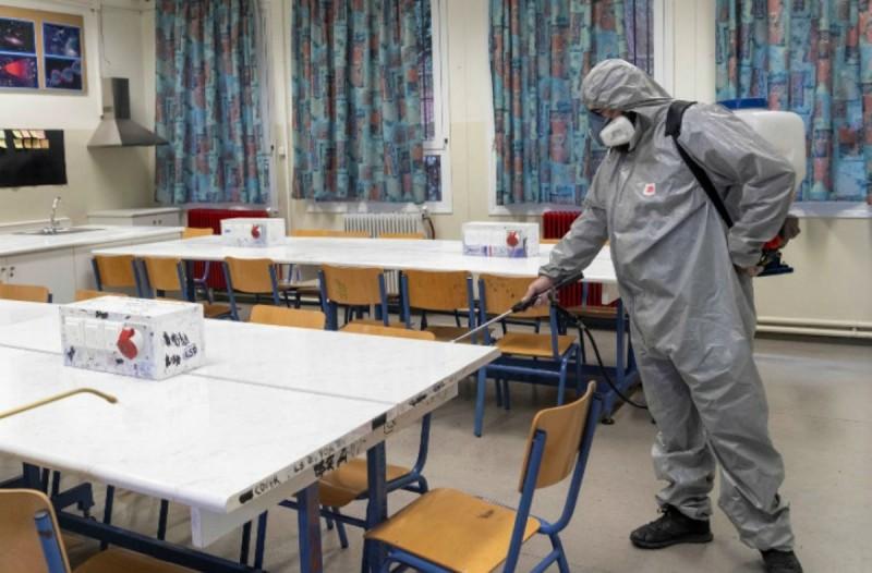Συναγερμός στα Βριλήσσια: Θετικός στον κορωνοϊό μαθητής δημοτικού σχολείου