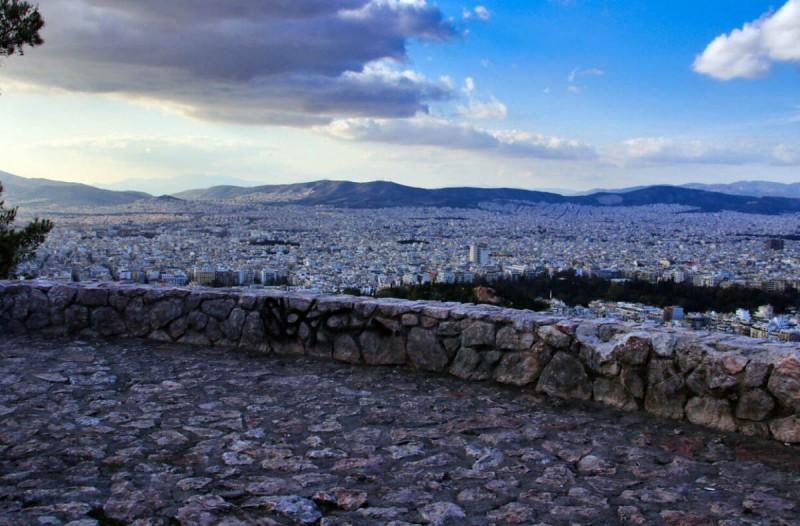 Η φωτογραφία της ημέρας: Βόλτα στο Λυκαβηττό