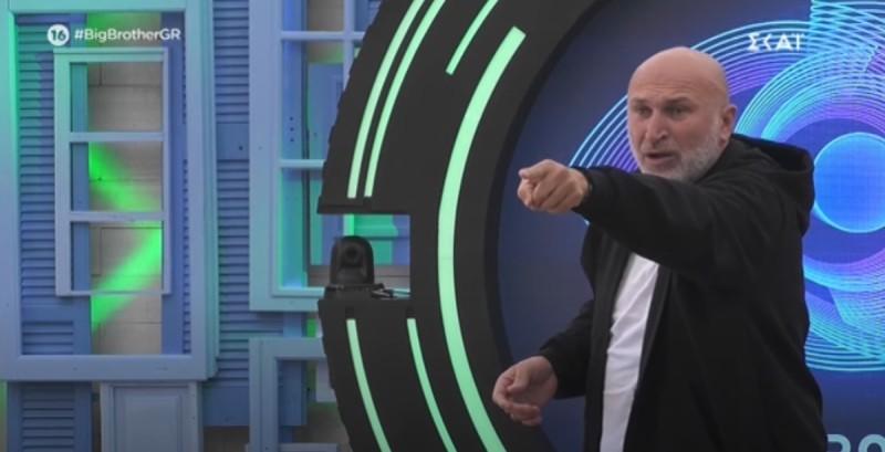 Big Brother Χρήστος Μακρίδης