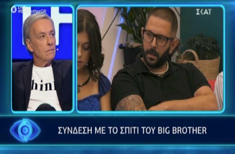 Big Brother: «Αν είχα μπροστά μου τον Αντώνη Αλεξανδρίδη θα...» - «Άστραψε και βρόντηξε» για τον ΣΚΑΪ ο Ανδρέας Μικρούτσικος