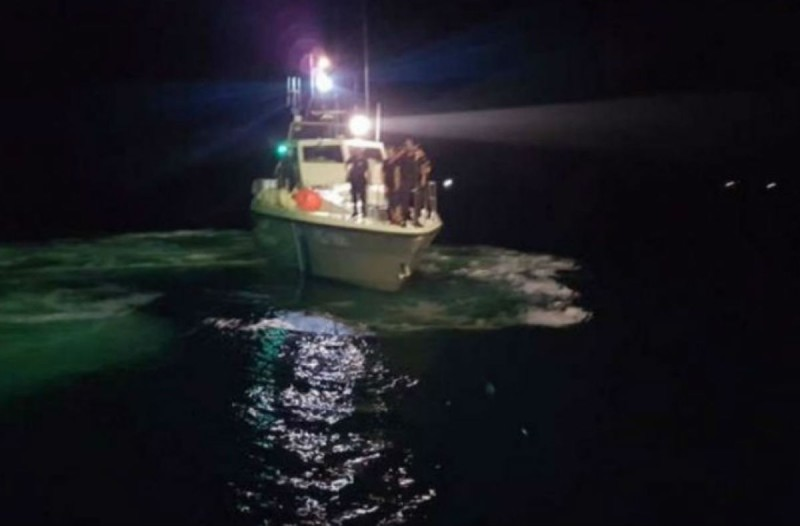 Ανατράπηκε σκάφος στη Μυτιλήνη - 3 αγνοούμενοι