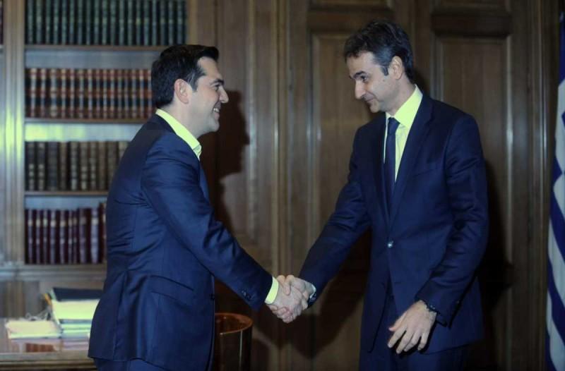 Δημοσκόπηση-κόλαφος: Αυτή είναι η διαφορά ΝΔ-ΣΥΡΙΖΑ