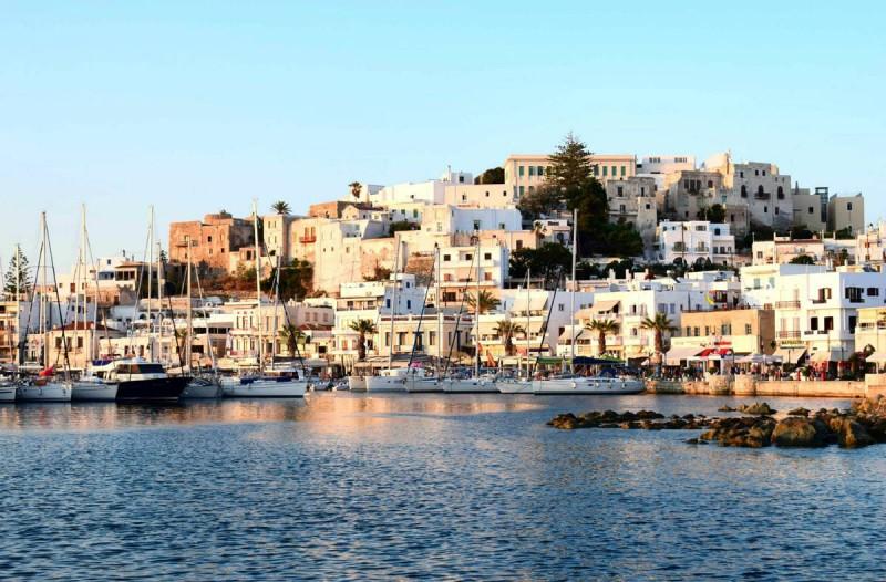Η φωτογραφία της ημέρας: Νάξος, το νησί της Αριάδνης