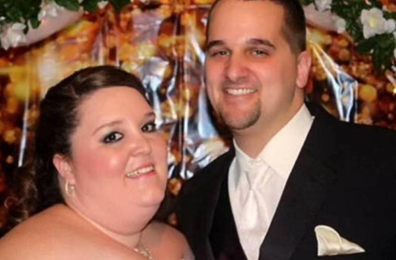Νύφη έμεινε μισή μετά το γάμο. Η εικόνα με το νυφικό της 4 χρόνια μετά!