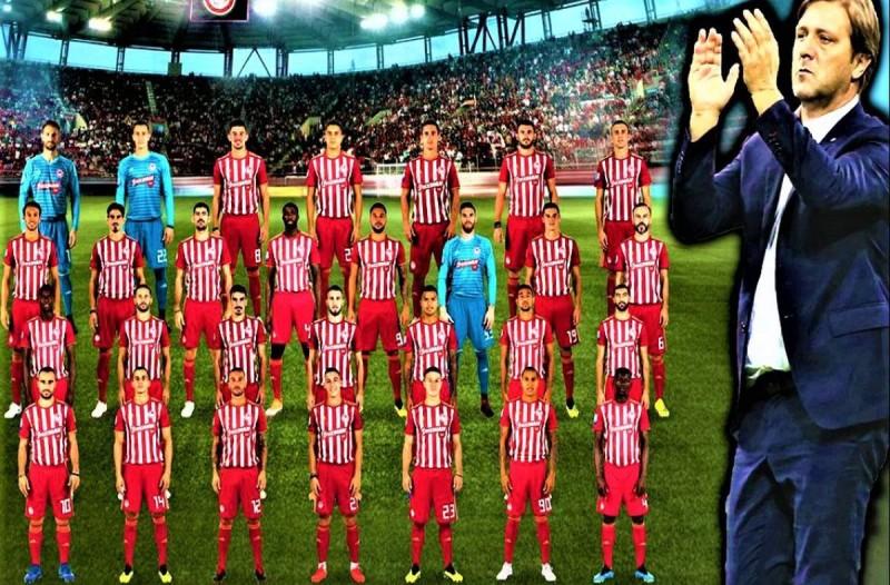 Θετικός στον κορωνοϊό και ποδοσφαιριστής του Ολυμπιακού!
