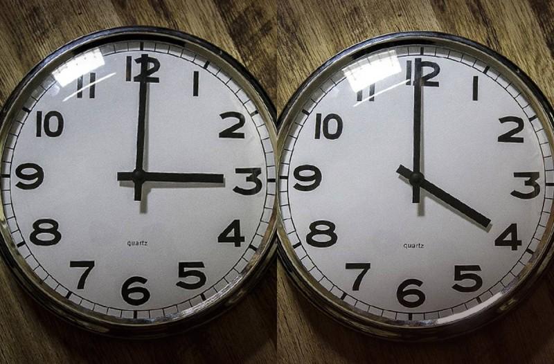 Ανατροπή στις ημερομηνίες: Πότε αλλάζει η ώρα;