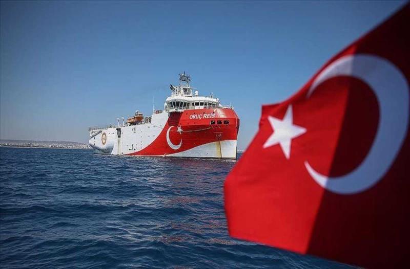 Συναγερμός στο Αιγαίο: Επιστρέφει το Oruc Reis - Ζητούν... νέα συνθήκη Σεβρών οι Τούρκοι