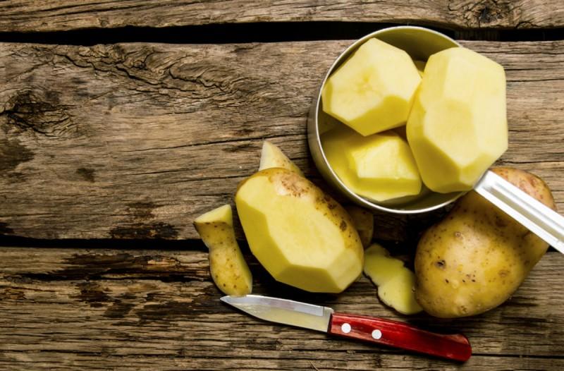 Προσοχή! Έτσι προκαλούν δηλητηρίαση οι πατάτες