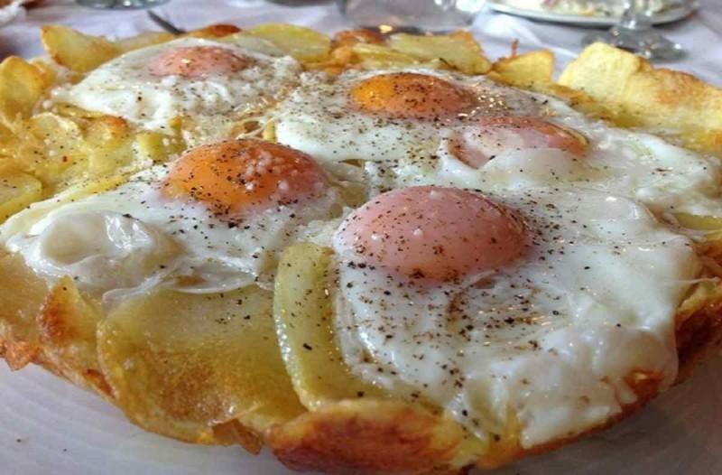 Μην φάτε ποτέ μαζί πατάτες, αβγά και ψωμί - Τεράστιος κίνδυνος