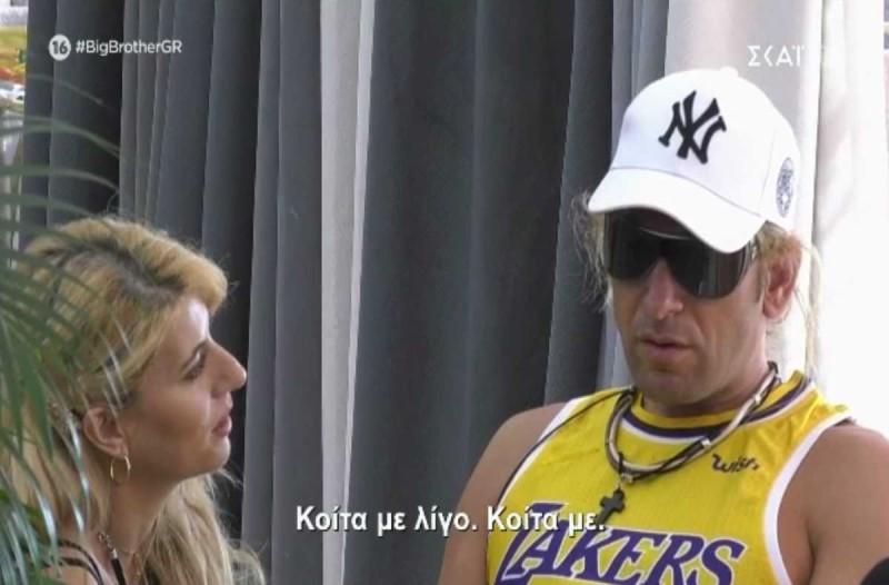 Big Brother: Έξαλλος όσο ποτέ ο Δημήτρης - «Κοιμάσαι όρθιος...»