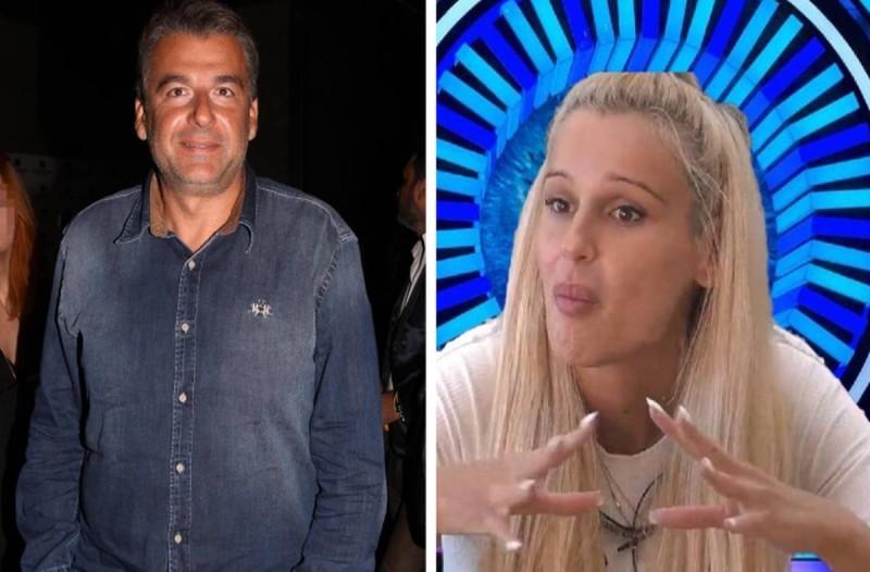 Big Brother: Η Ράνια Καραγιάννη στο πλευρό του... Γιώργου Λιάγκα!
