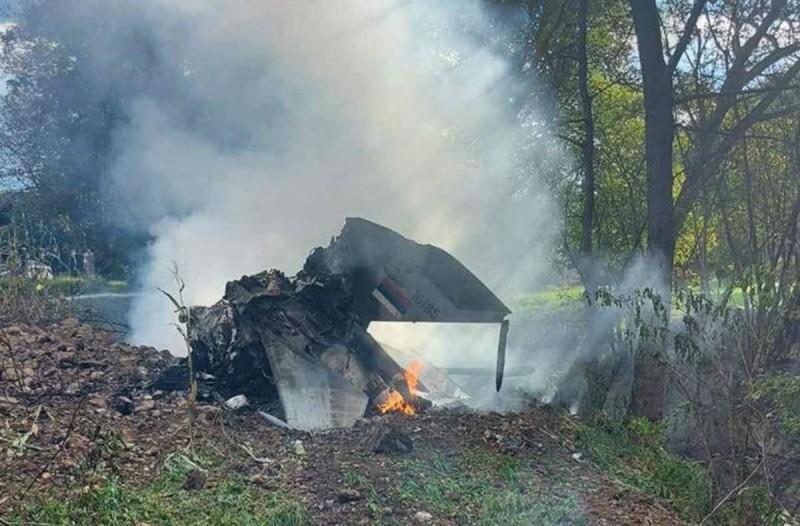 Συνετρίβη στρατιωτικό αεροσκάφος: Νεκρός ο πιλότος