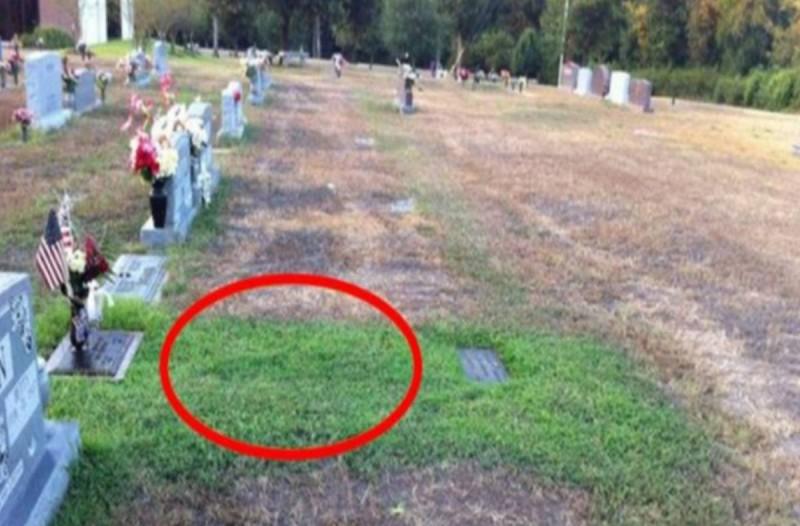 Δε μπορούσε να καταλάβει γιατί ο τάφος του γιου της ήταν πράσινος. Όταν έμαθε την αλήθεια…