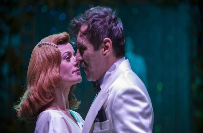 Γιάννης Στάνκογλου και Ζέτα Μακρυπούλια στο Θέατρο Πορεία