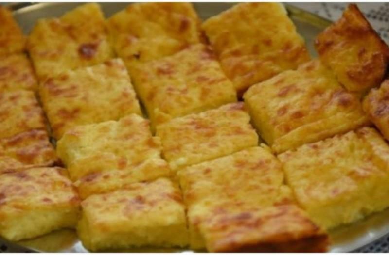 Εύκολη και γρήγορη τυρόπιτα σουφλέ - Λαχταριστή συνταγή