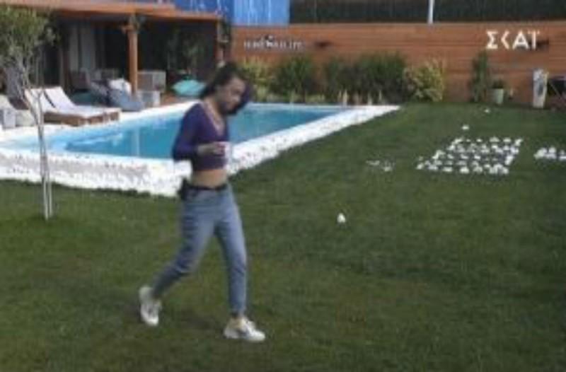 Big Brother: Εκτός εαυτού η Ραΐσα με τον αισθησιακό χορό της Ραμόνα και του Χρήστου