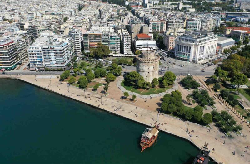 Η φωτογραφία της ημέρας: Στη μαγευτική Θεσσαλονίκη