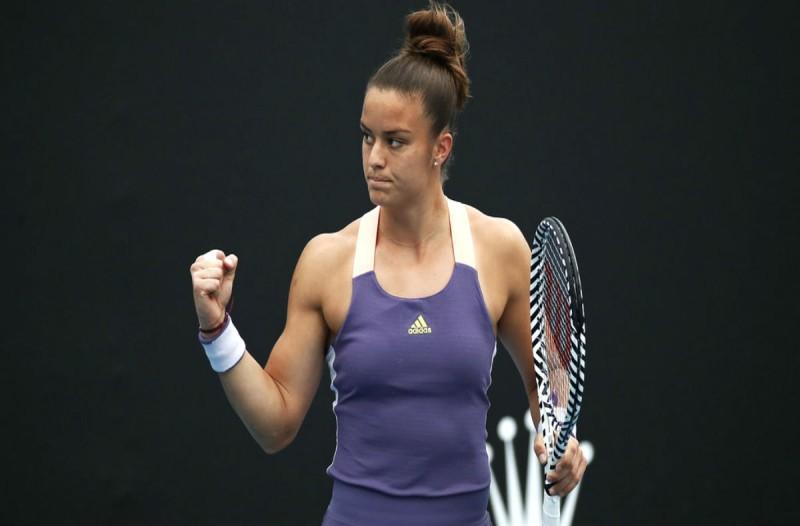 Ostrava Open: Σαρωτική η Σάκκαρη - Προκρίθηκε στον ημιτελικό