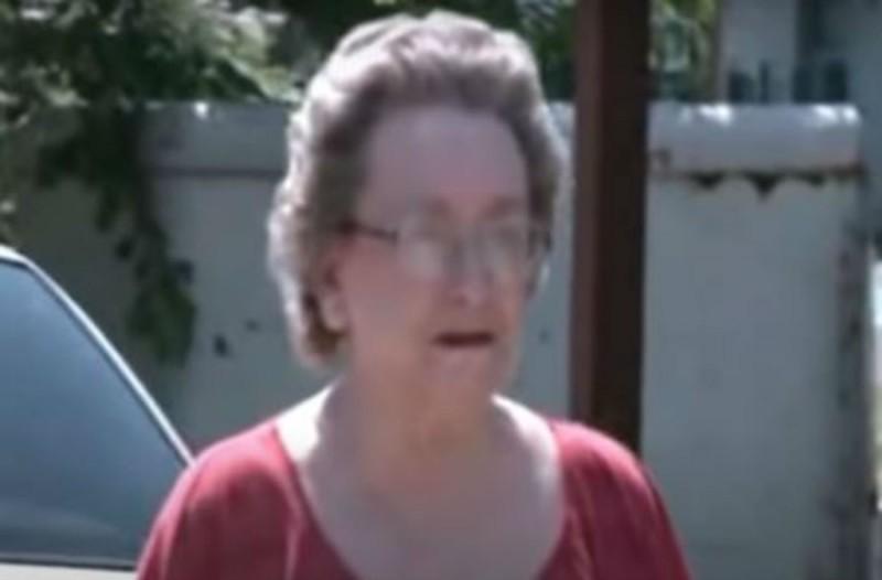 75χρονη γιαγιά συνελήφθη - Μόλις δείτε το λόγο θα