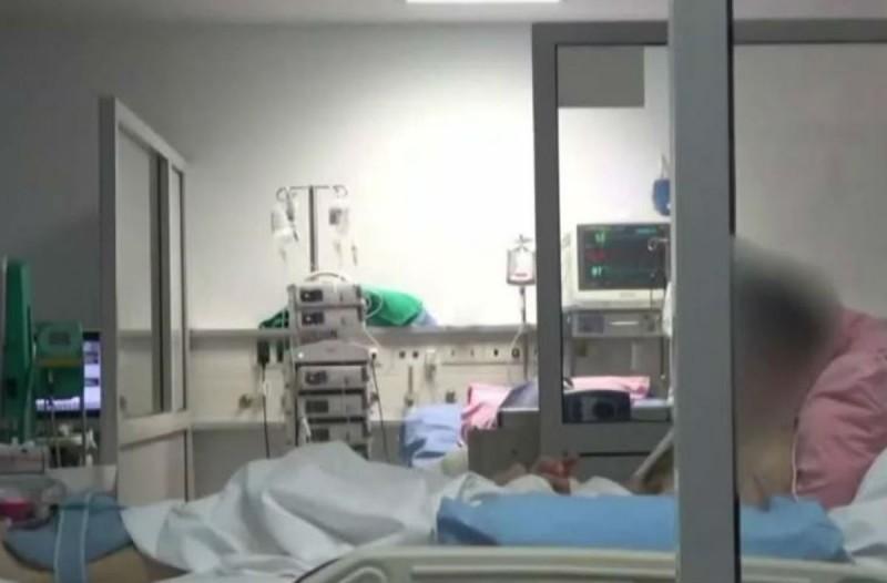 «Είδα το άσπρο φως, αυτό που λένε όταν πεθαίνεις» - Συγκλονίζει 40χρονος ασθενής με κορωνοϊό (Video)