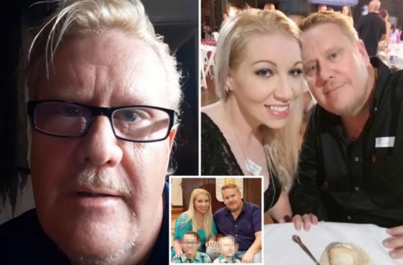 48χρονος σκότωσε την γυναίκα του στο μπάνιο - Το ανατριχιαστικό βίντεο που έστειλε στα παιδιά του (photo-video)