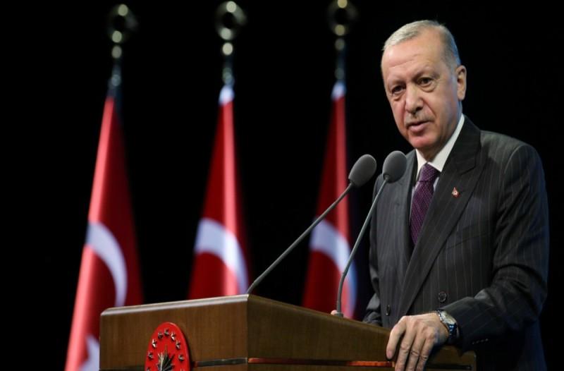 Ρετζέπ Ταγίπ Ερντογάν νέες προκλήσεις