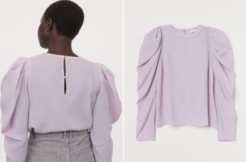 Μπλούζα H&M ροζ χρώματος