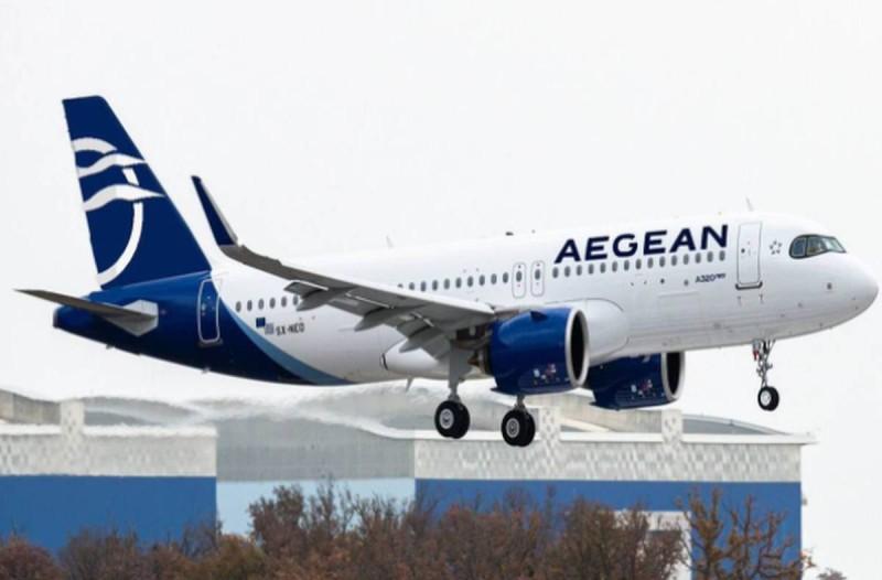 Έκτακτη ανακοίνωση από την Aegean