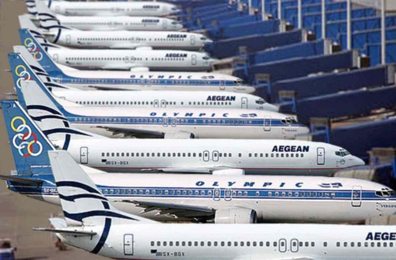 Έσκασε η «βόμβα» από Aegean και Olympic Air