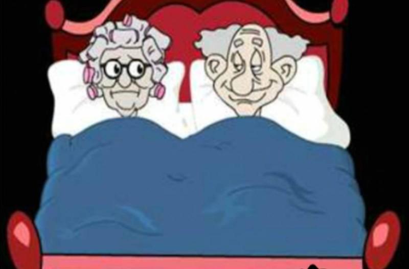 Ο παππούς και η γιαγιά το κάνουν άγρια: Το ανέκδοτο της ημέρας (09/10)!