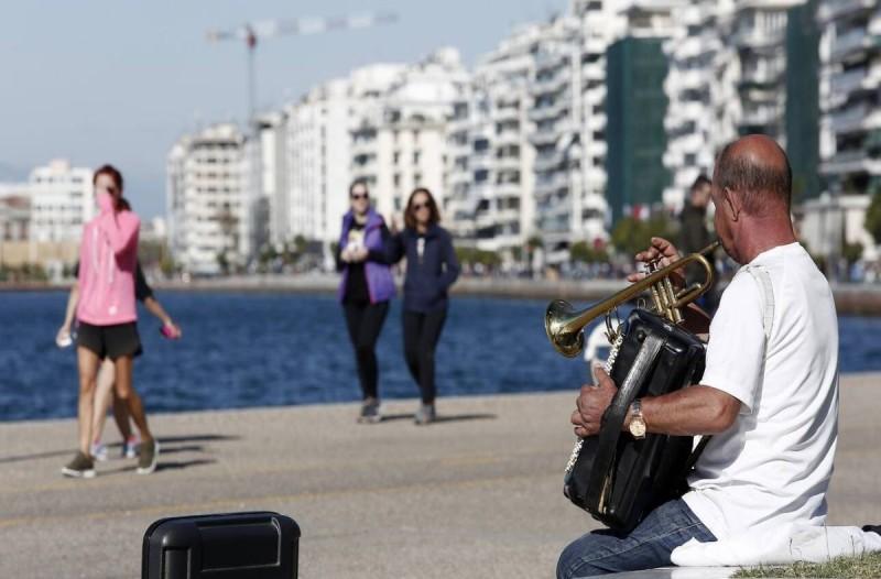 Θεσσαλονίκη νέα αύξηση κρουσμάτων