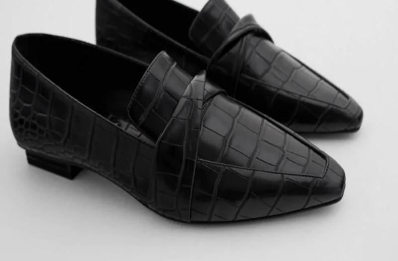 Παπούτσια ZARA μαύρα