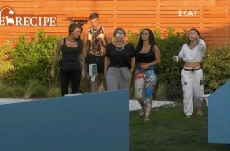 Big Brother: Άγριος καβγάς Σοφίας-Ραμόνα - Την αρχηγία πήρε η…